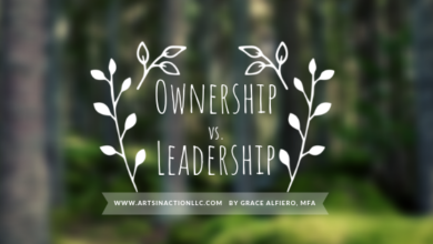 Ownership vs. Leadership