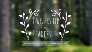 Ownership vs. Leadership