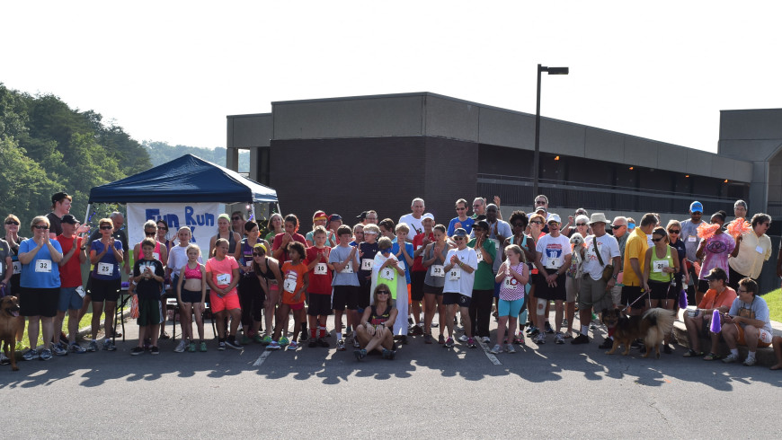 Annual Rockin' 5k and Fun Run