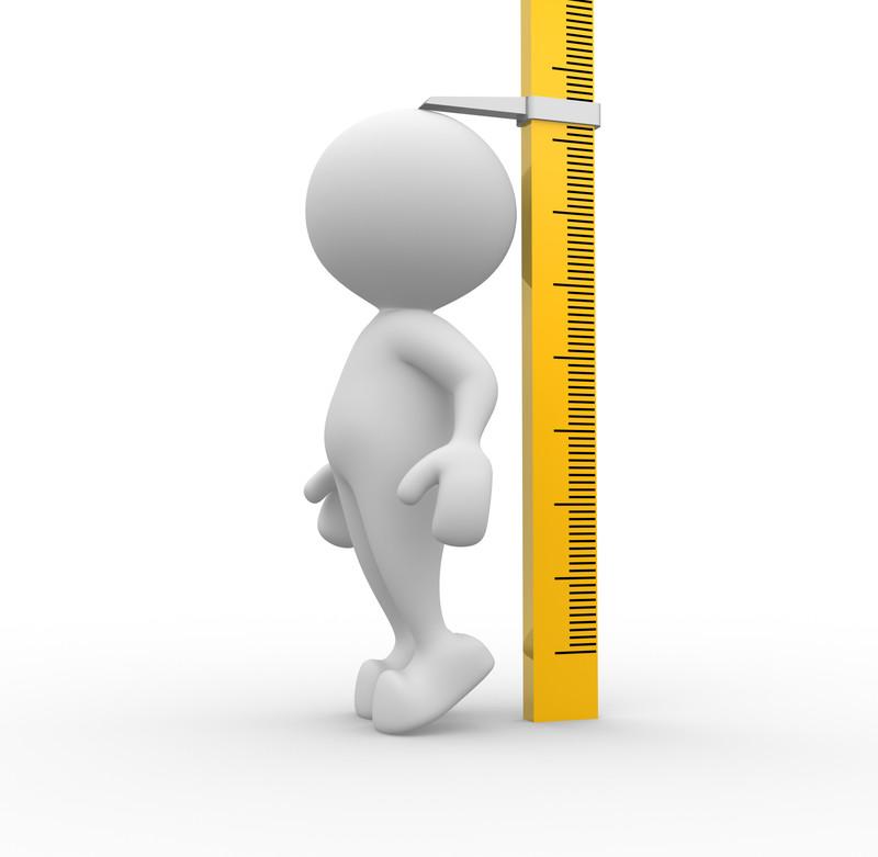 Taller or Smaller?